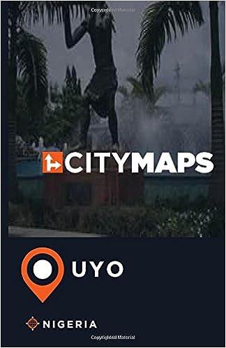 b802c4a474641 City Maps Uyo Nigeria: James McFee: 9781545090725: Amazon.com: Books