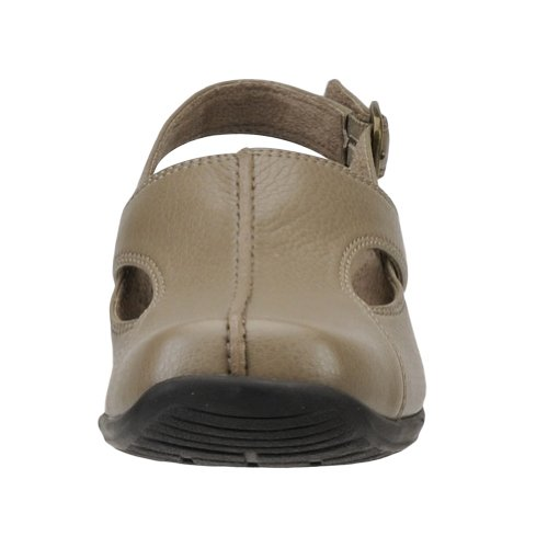 Easy Street Sportster Casual Shoes Taupe K2MSWM