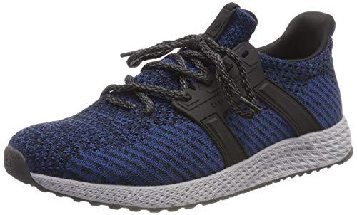 Bugatti Herren 341517636900 Glissement Sur Sneaker, Blau (4100 Bleu Fonc