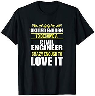 ⭐️⭐️⭐️ Civil Engineer  Engineer Gift Engineering School Grad Need Funny Short/Long Sleeve Shirt/Hoodie