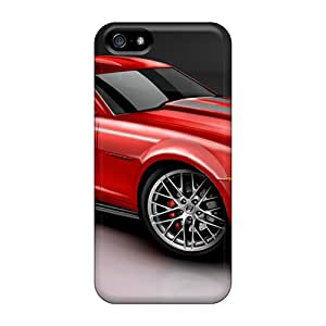 Iphone Cover Case - 2010 Camaro Red Protective Case Compatibel With Iphone 5/5s