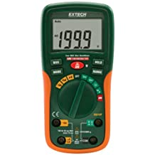 Extech EX210T True RMS Multi-Meter with IR Thermometer