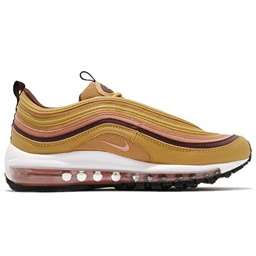 Burgundy Max 001 Wheat Femme 97 Sneakers Basses W Terra Blush Air Crush Gold NIKE Multicolore fqT7Zn