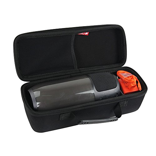 Hermitshell Hard EVA Travel Case Fits JBL Pulse 3 Wireless Bluetooth IPX7 Waterproof Speaker