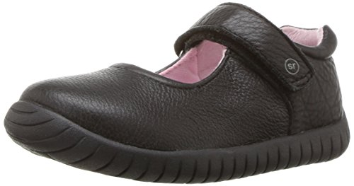 Stride Girl's Black Maya Rite SRT Shoes C6C7q
