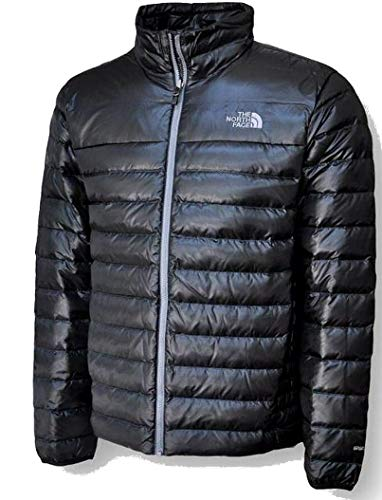 (The North Face Men's Flare 550 Down Jacket, TNF Black, Medium)