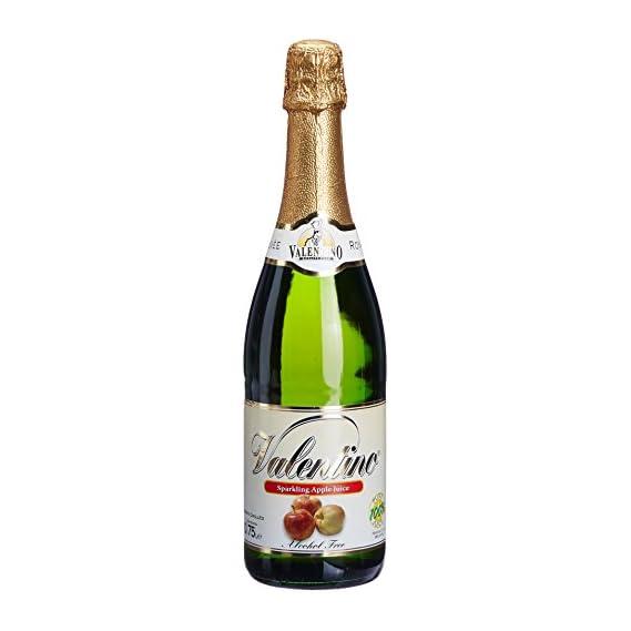 Valentino Sparkling Apple Juice, 750ml