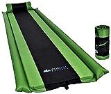 Best Lightweight Sleeping Pads - Sleeping Pad with Armrest & Pillow - Self Review