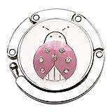 Mini Butterfly Beetle Folding Hanger Holder Table Hook for Purse Handbag Utility