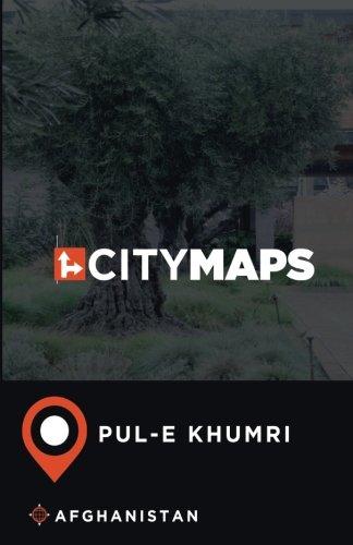 City Maps Pul-e Khumri Afghanistan