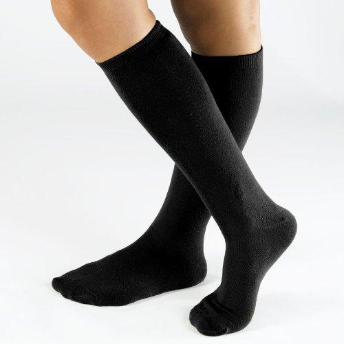 Purple Referee Knee High Socks