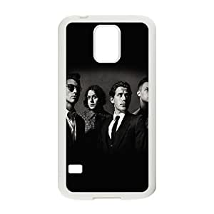 Arctic-Monkeys Samsung Galaxy S5 Cell Phone Case White MS4634879