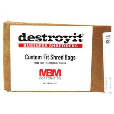 MBM Destroyit Shredder Bags Size 920 (80 ct)