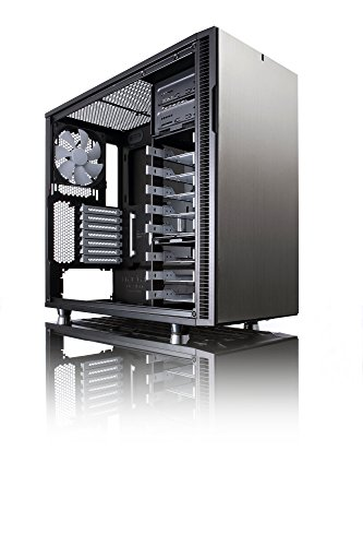 Fractal Design Define R5 Titanium Gaming Case Cases FDCADEFR5TI