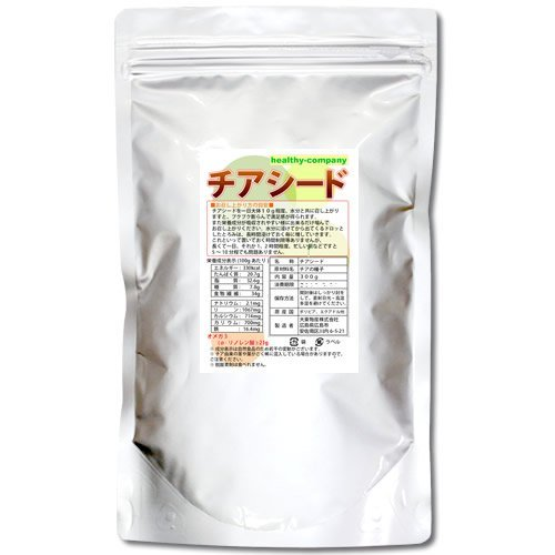 Chiashido 300g [domestic sorting and domestic sterilization and omega-3 containing super food [Healthy Company] by #Healthy