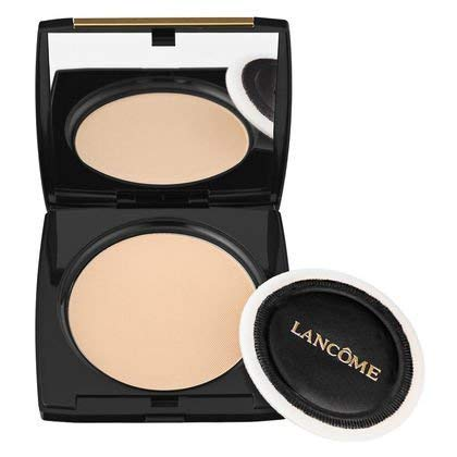 Dual Finish Multi-Tasking Powder & Foundation in One. All Day Wear, 140 Ivoire (W) by Lanc0me (Powder Lancome)