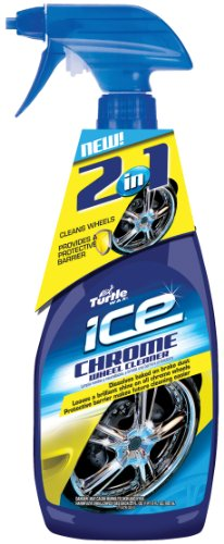 Turtle Wax T478 Chrome Cleaner product image