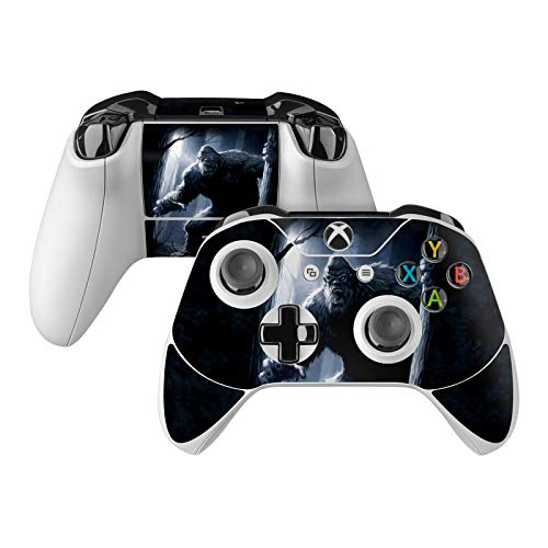 Sasquatch Skin Decal Compatible with Microsoft Xbox One and One S Controller - Full Cover Wrap for Extra Grip and Protection from DecalGirl