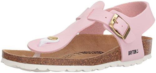Price comparison product image Bayton Girls' Rhea Sandal, Bright Rose, 33 Medium EU Little Kid (2 US)
