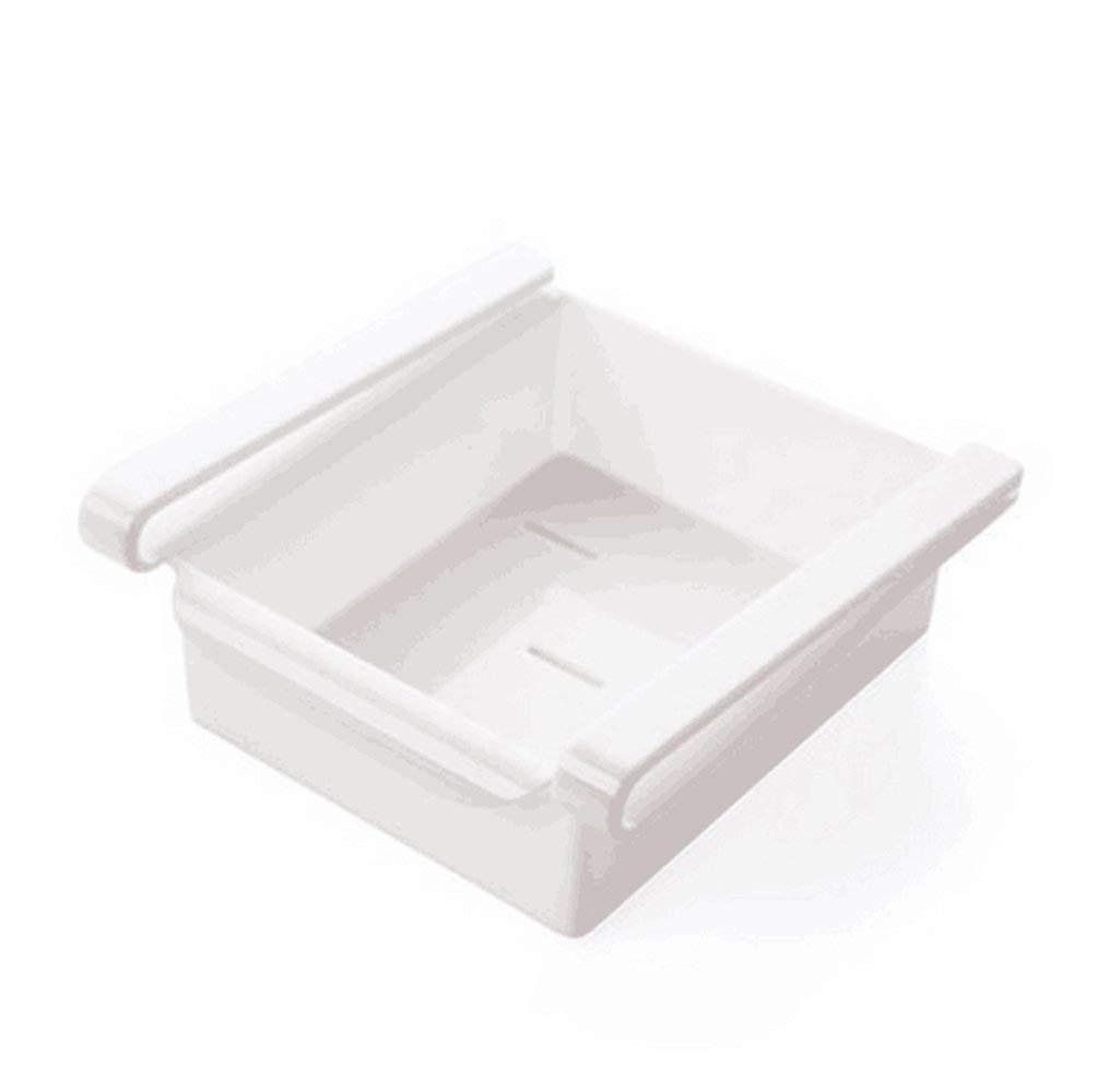 Bandejas de plástico deslizantes para nevera o congelador de WJkuku, cajas de almacenamiento multiusos para ahorrar espacio: Amazon.es: Hogar
