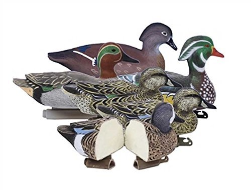 Higdon Outdoors Standard Puddle Pack Duck Decoys, Foam Filled by Higdon (Image #1)