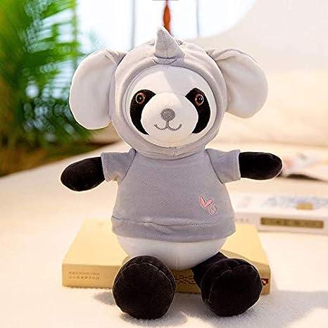 weiqiang Lindo suéter Oso muñeca Oso muñeca Panda Peluche Juguete ...