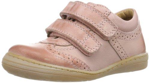 Bisgaard Schuh mit Klettverschluss 40707114 Unisex-Kinder Sneaker Pink (15 Pale)