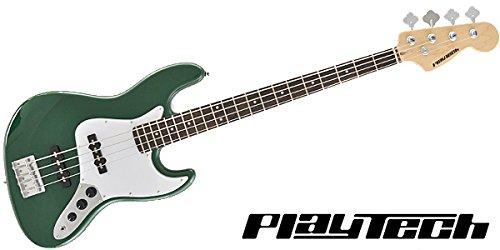 【国内正規品】 PLAYTECH プレイテック エレキベース JB420 Green   B01MR3E2CK