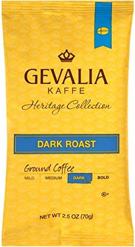 Coffee: Gevalia Heritage Collection Dark Roast