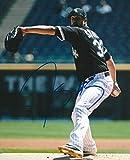 Signed James Shields Photo - 8x10 COA B - Autographed MLB Photos