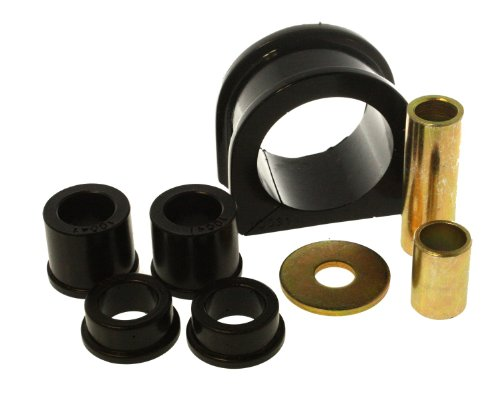 Energy Suspension 8.10103G Rack and Pinion Bushing Set for 4WD by Energy Suspension