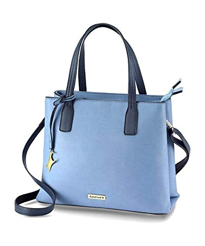 Buy Fastrack Women's Shoulder Bag (Blue) (Numbers 1) at Amazon.in