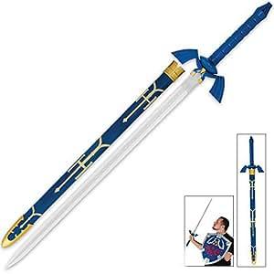 Zelda Twilight Princess Replica Sword Standard- Metal-XF9YX589