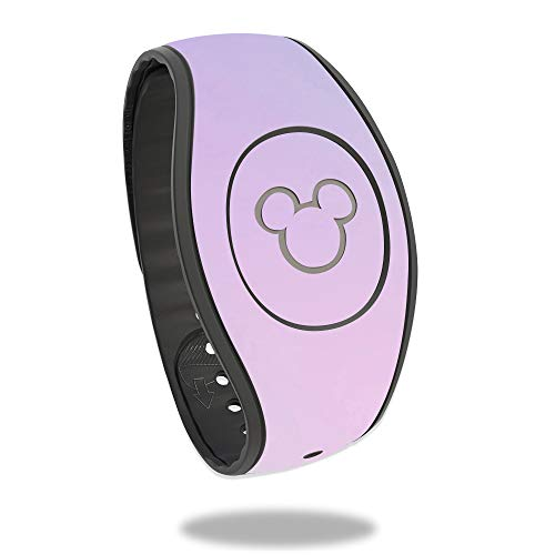 MightySkins Skin Compatible with Disney MagicBand 2 - Cotton Candy | Protective, Durable, and Unique Vinyl Decal wrap Cover | Easy to Apply, Remove, and Change Styles | Made in The USA