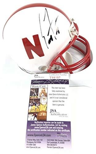 Scott Frost Autographed Signed Memorabilia Mini Helmet Nebraska Cornhuskers Coach Huskers - JSA Authentic