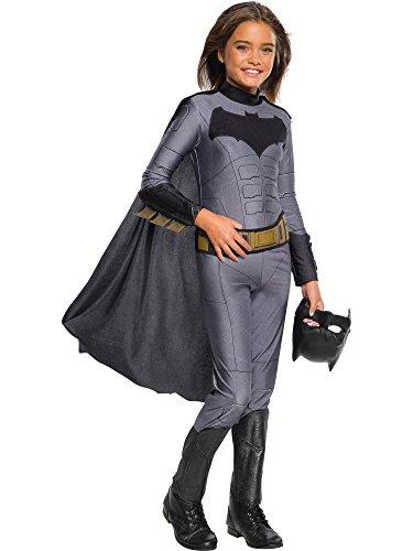 Rubie's Justice League Movie Child's Batman Jumpsuit Costume, Large ()
