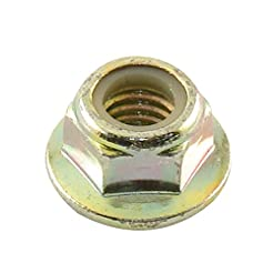 MTD 712-04065 Nylon Flange Lock Nut 3/8-...