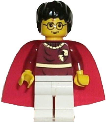 Harry Potter (Quidditch Uniform) - LEGO Harry Potter Minifigure