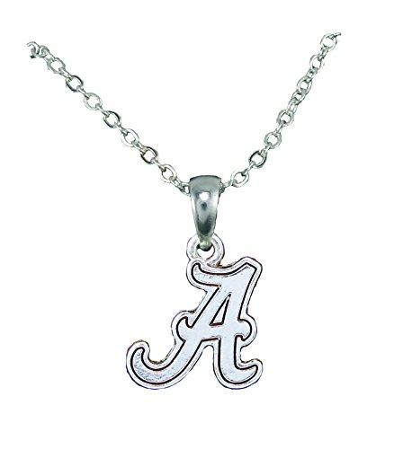 Sports Accessory Store Alabama Crimson Tide UA NCAA Silver Chain Fashion (Ncaa Silver Charm)