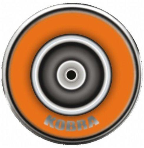 Kobra HP049 400ml Aerosol Spray Paint - Fluorescent Orange