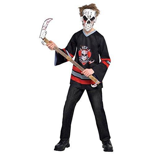 New A (Hockey Player Halloween Costumes Kids)