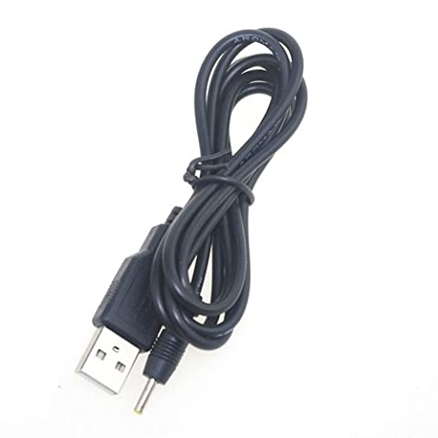 ABLEGRID USB PC Cable Power Cord Lead Charging For Archos 97 Carbon Android Tablet PC Arnova 9G2, 9G3, AN9G3, 9 G2, 9 G3 PC Charger (Note: This is Only Fit 5V Tablet PC, not Fit 9V Tablet PC. (Archos Carbon 97)