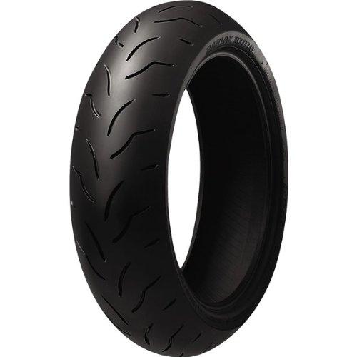 Bridgestone BATTLAX BT-016 Pro Hypersport/Track Rear Motorcycle Tire 180/55-17 by Bridgestone