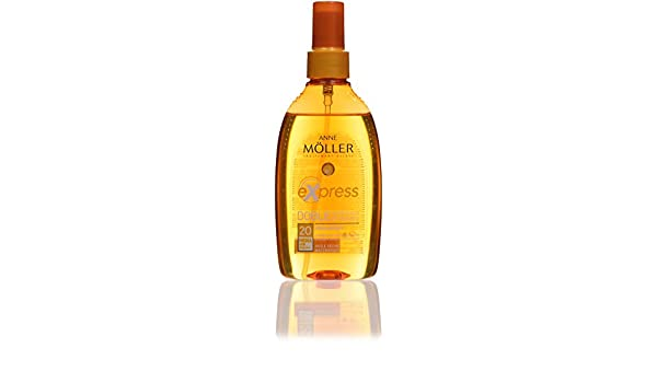 Anne Möller Aquasol Express - Fresh Effect - Aceite seco ...