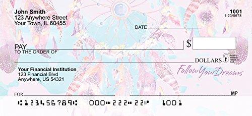 Dream Catchers Personal Checks (1 Box Singles) by Carousel Checks Inc.