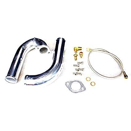 Amazon com: Godspeed Intercooler J - Pipe 4g63 D32a D33a 16g