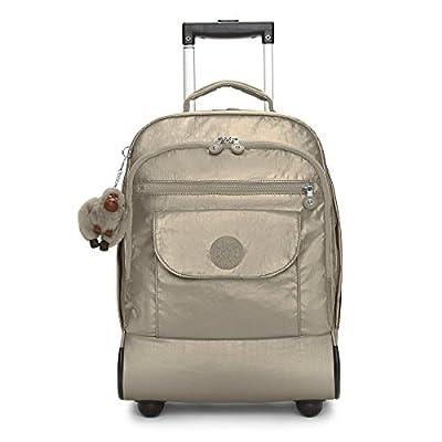 Kipling Women's Sanaa Printed Wheeled Backpack