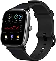 Amazfit GTS 2 Mini Smartwatch GPS Bluetooth-compatible Female Cycle Tracking Smart Man Woman Watch For Android