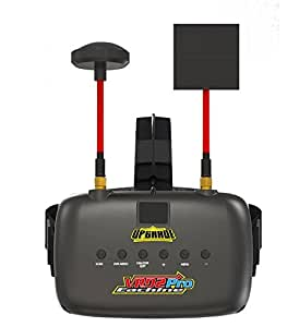Crazepony VR D2 Pro FPV Goggles 5inch 800x480 5.8gHz 40CH Raceband with DVR Lens Adjustable for RC Quadcopter