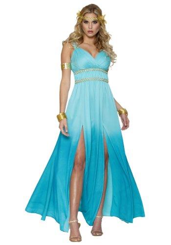Women's Aphrodite Costume, -